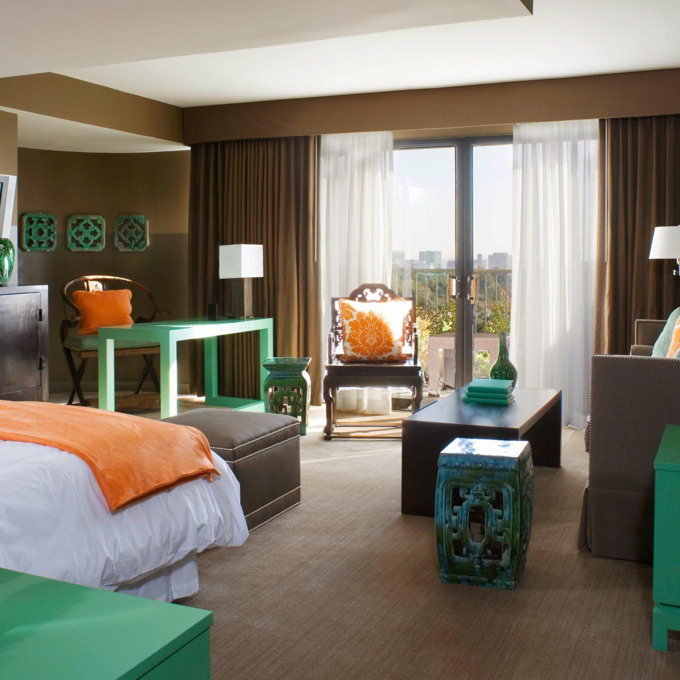 Bedroom property condominium living room Suite home cottage Villa lamp flat