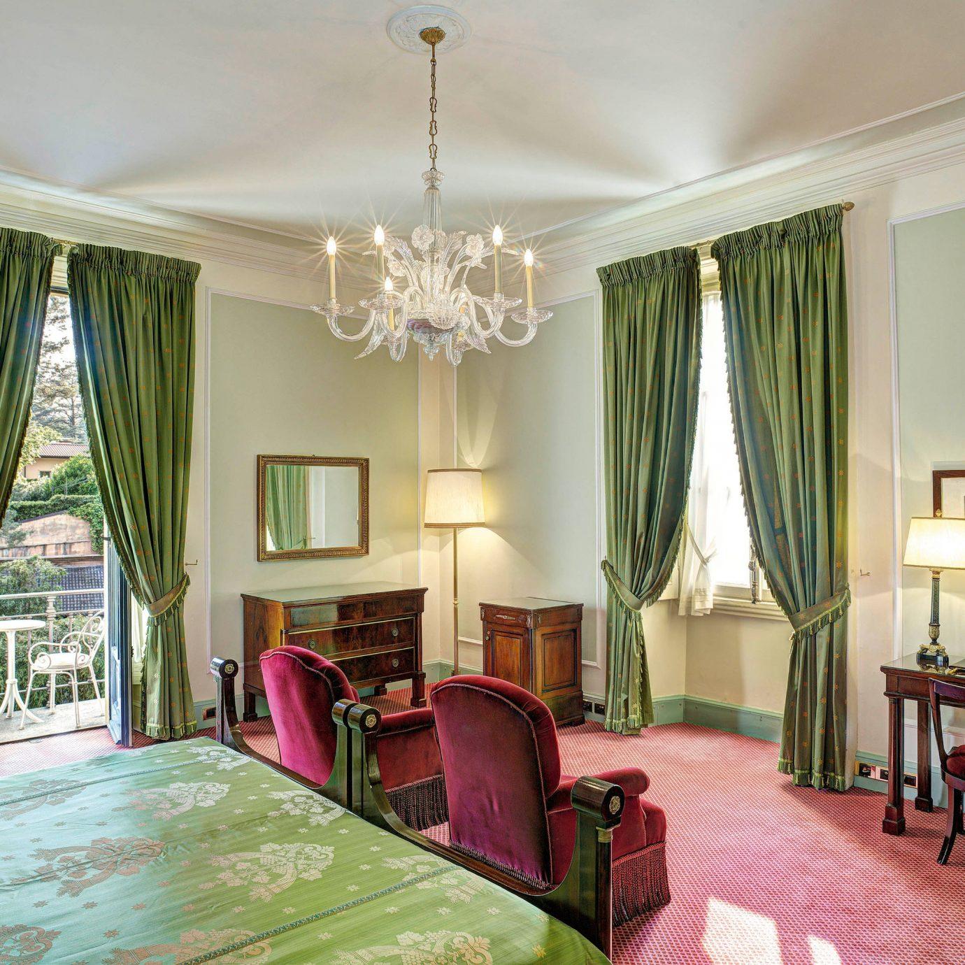 property living room home curtain Suite cottage Villa Bedroom