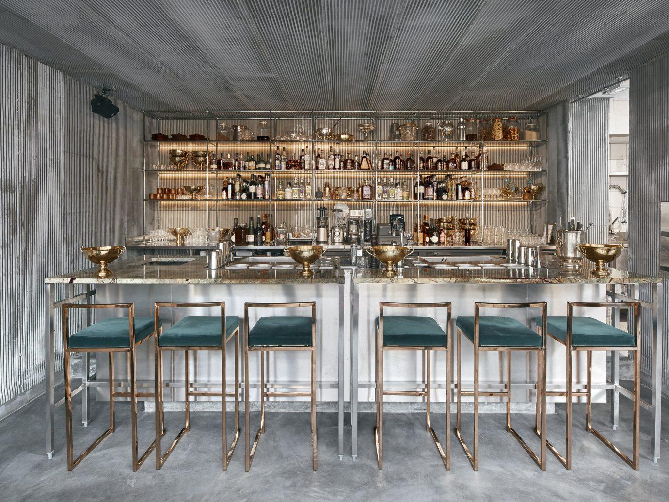 Food + Drink Luxury Travel News Style + Design Trip Ideas indoor chair floor table furniture room interior design wooden dining room