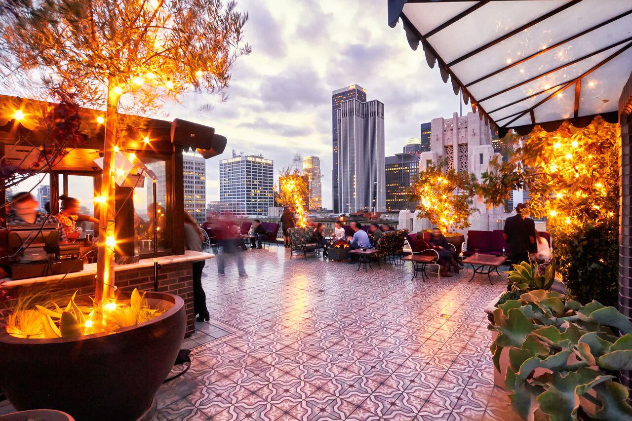 Trip Ideas outdoor evening lighting Resort restaurant meal
