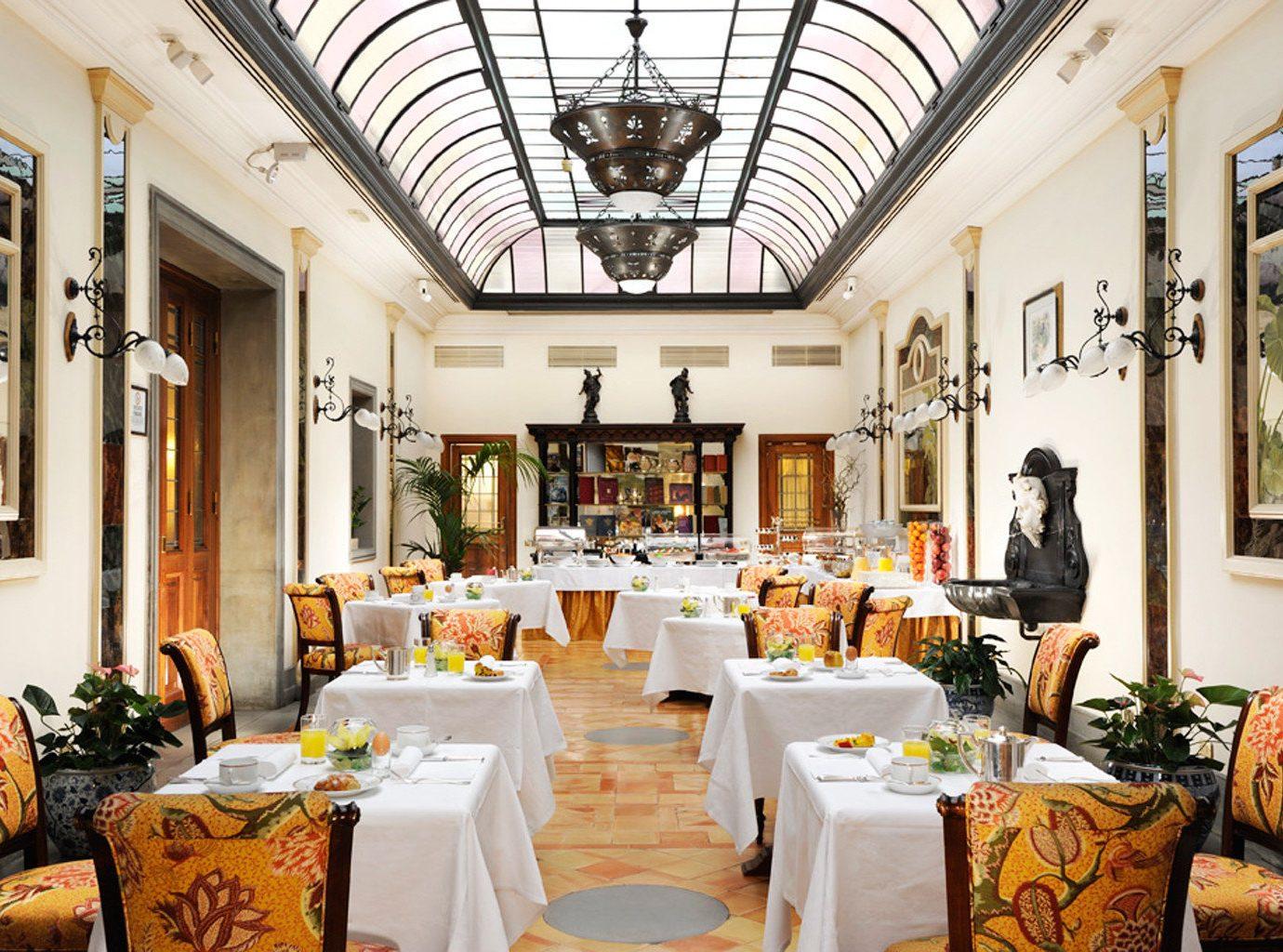 Boutique City Dining Drink Eat Historic Luxury Romantic property restaurant Resort home mansion palace living room function hall Villa hacienda