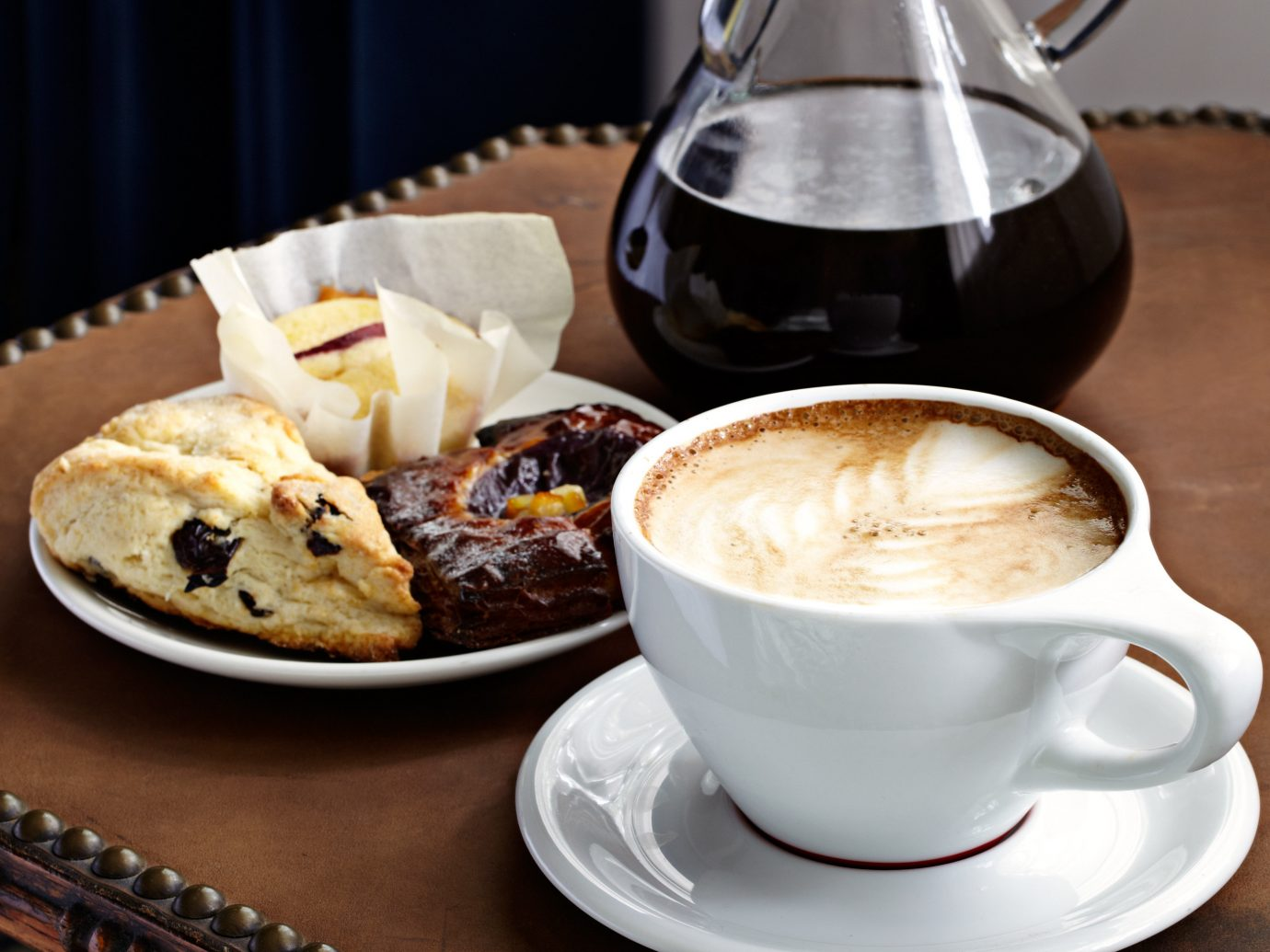 Boutique City Drink Eat Modern plate food cup coffee breakfast dessert flavor