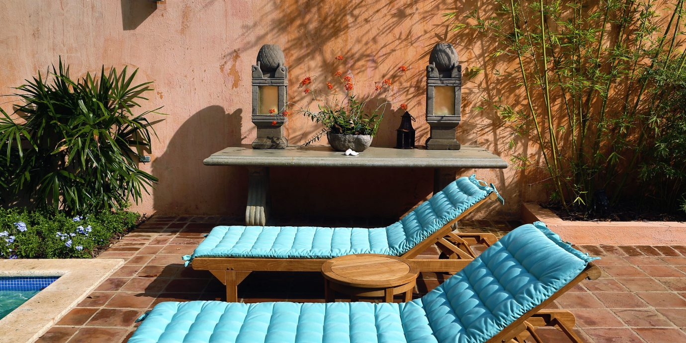 Boutique Cultural Historic Hotels Lounge Outdoors Patio Pool swimming pool property backyard outdoor structure home Courtyard Villa yard cottage
