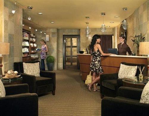 sofa Lobby living room Boutique condominium restaurant