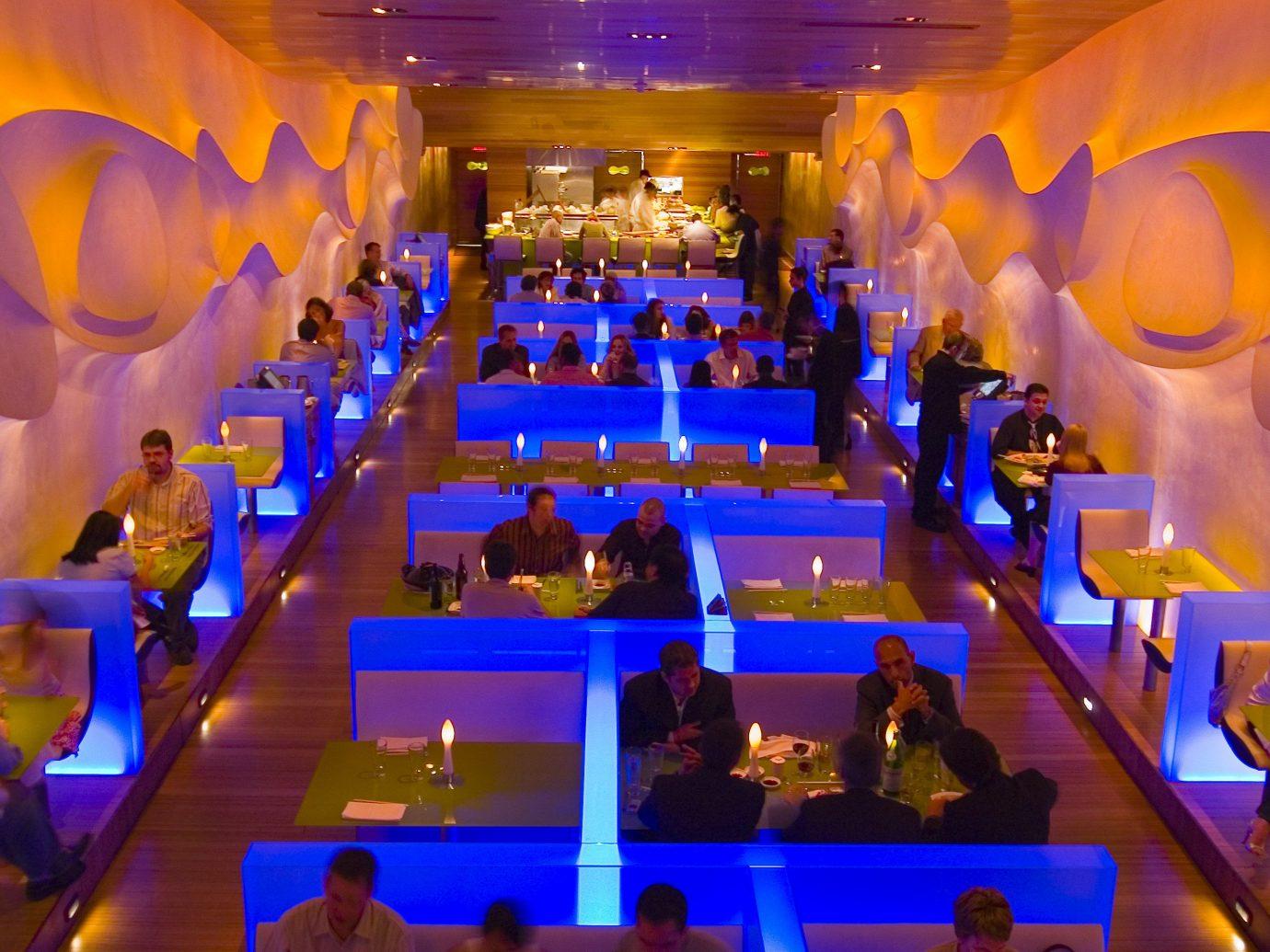 Food + Drink indoor function hall stage ceremony musical theatre Resort ballroom auditorium