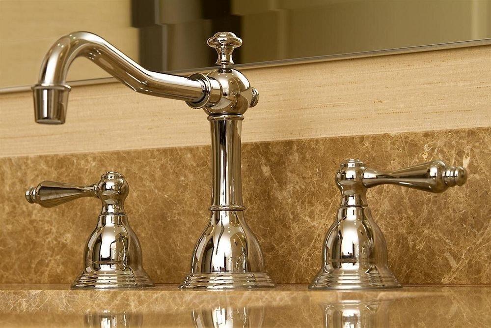 sink plumbing fixture tap brass metal material counter