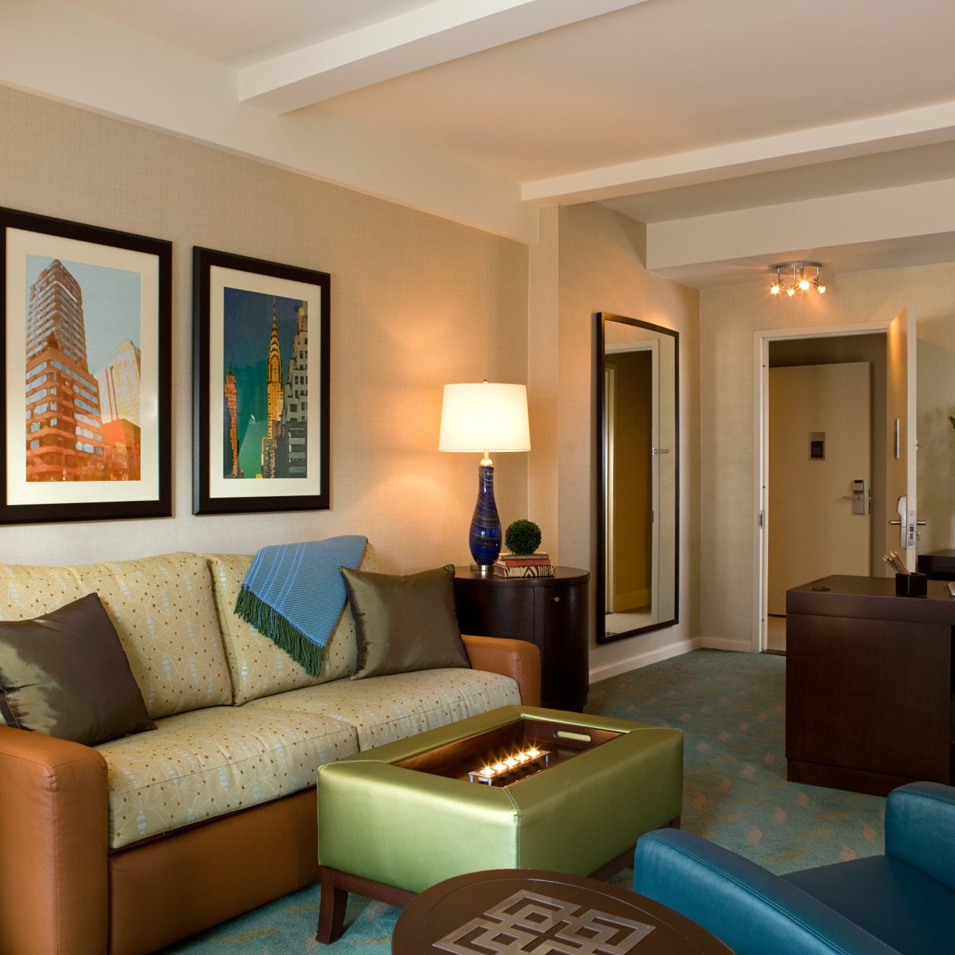 Business City Modern sofa living room property condominium home Suite Villa flat cottage leather