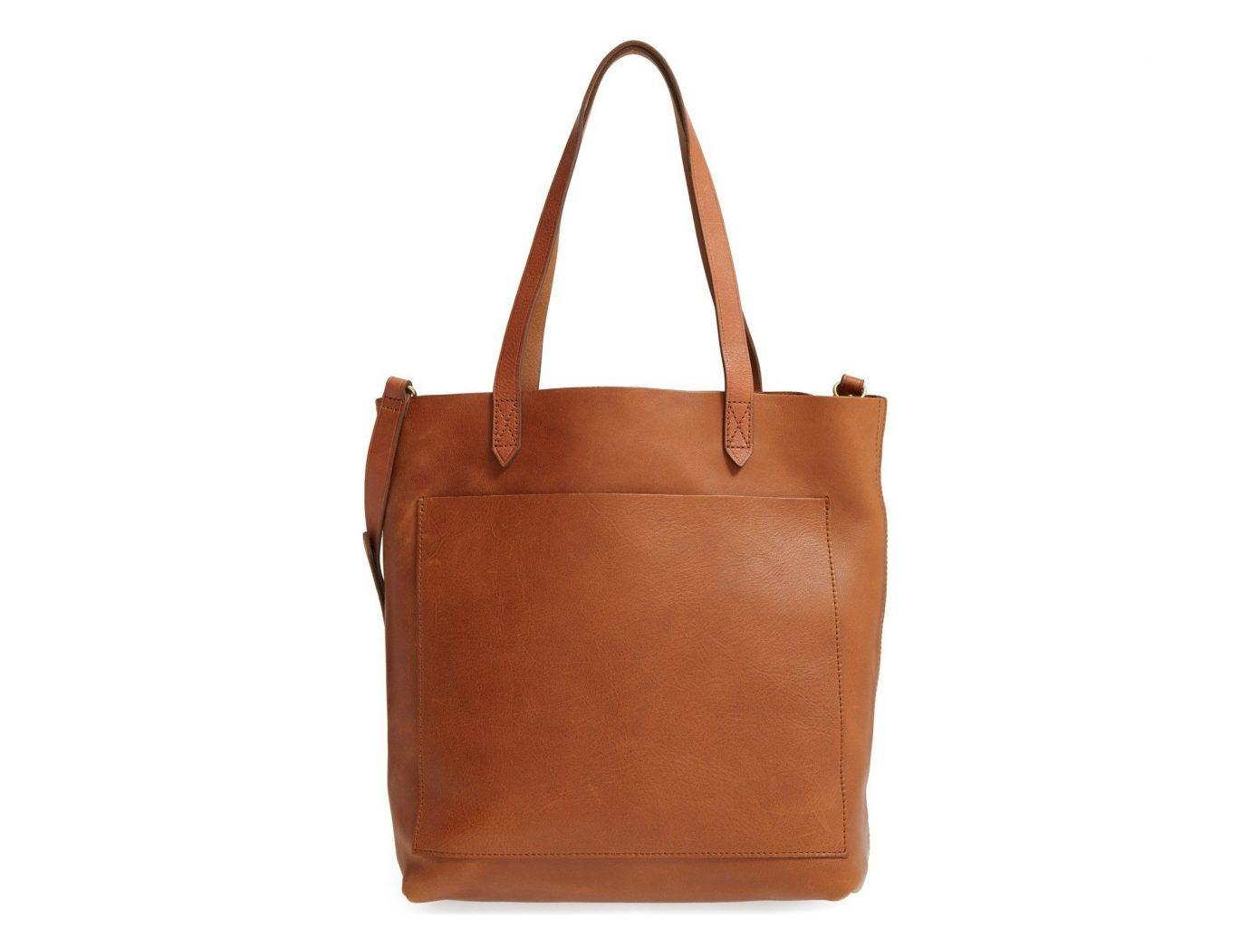 Packing Tips Style + Design Travel Shop Weekend Getaways accessory bag brown handbag case leather shoulder bag caramel color fashion accessory product beige tote bag peach product design brand