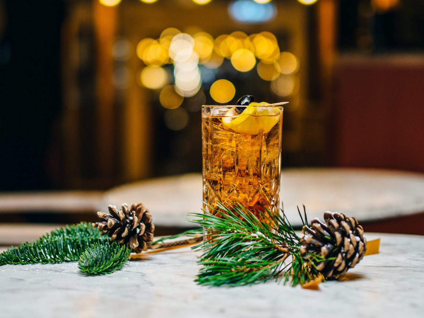 Food + Drink Trip Ideas table indoor Drink centrepiece tree still life photography decorated