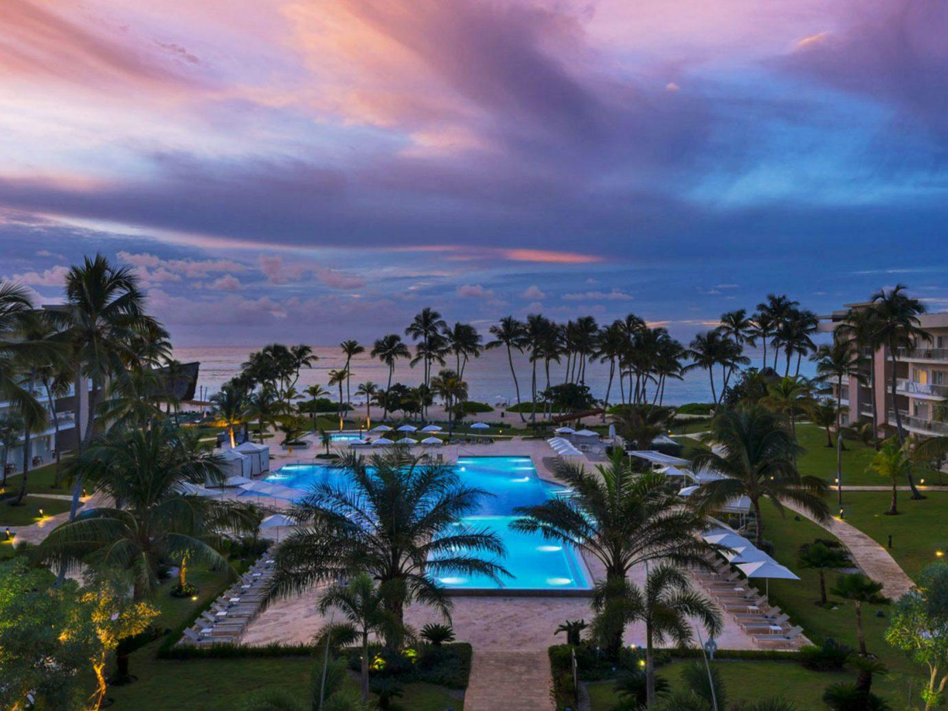 Pool At The Westin Puntacana Resort In Dr