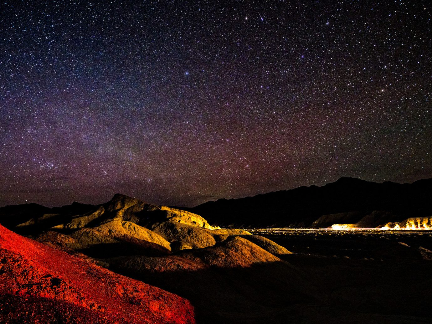 Scenic views Trip Ideas Nature galaxy night astronomical object geological phenomenon atmosphere darkness mountain astronomy dark spiral galaxy star milky way outer space Night Sky