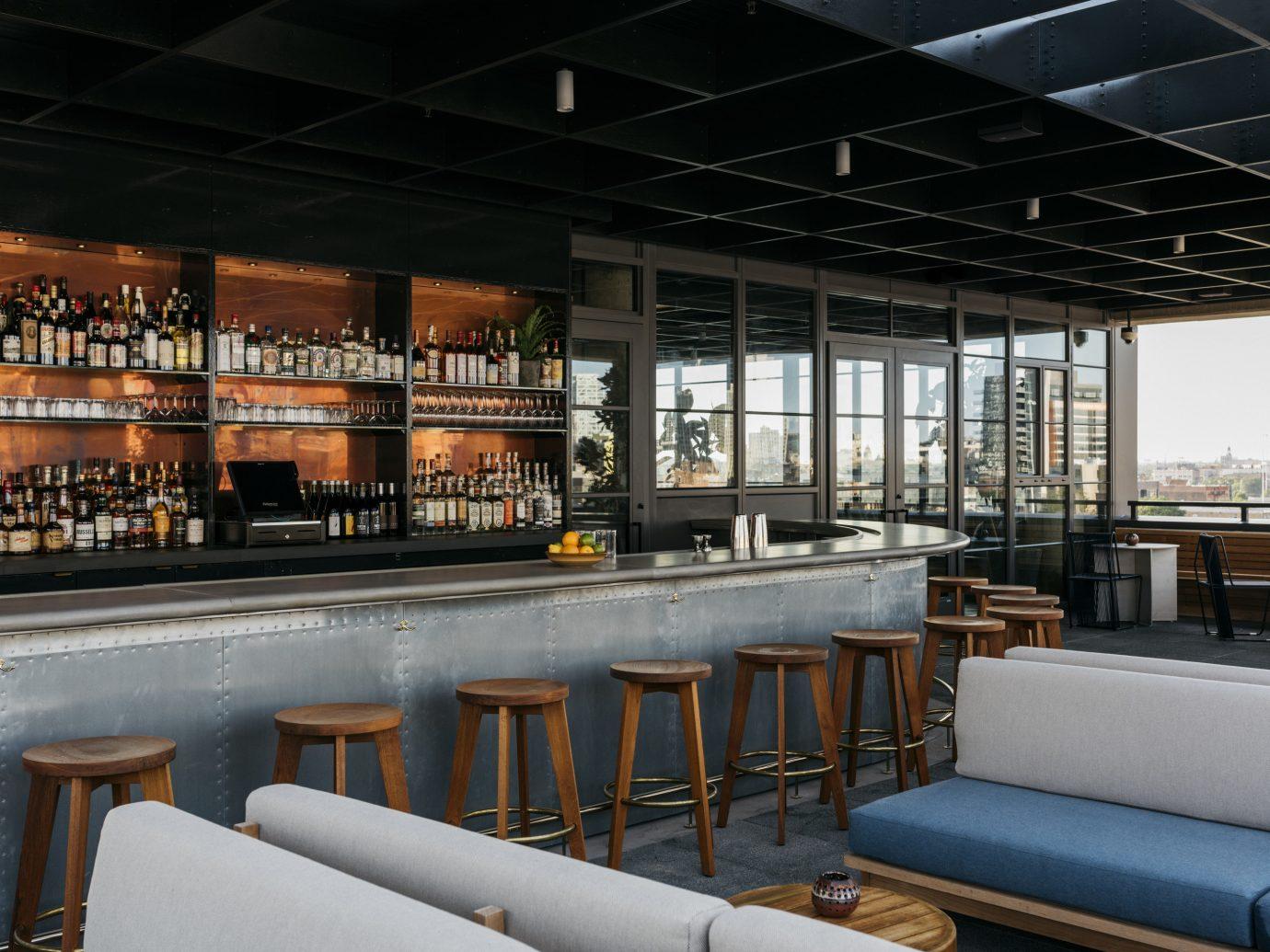 Food + Drink indoor ceiling interior design restaurant Bar