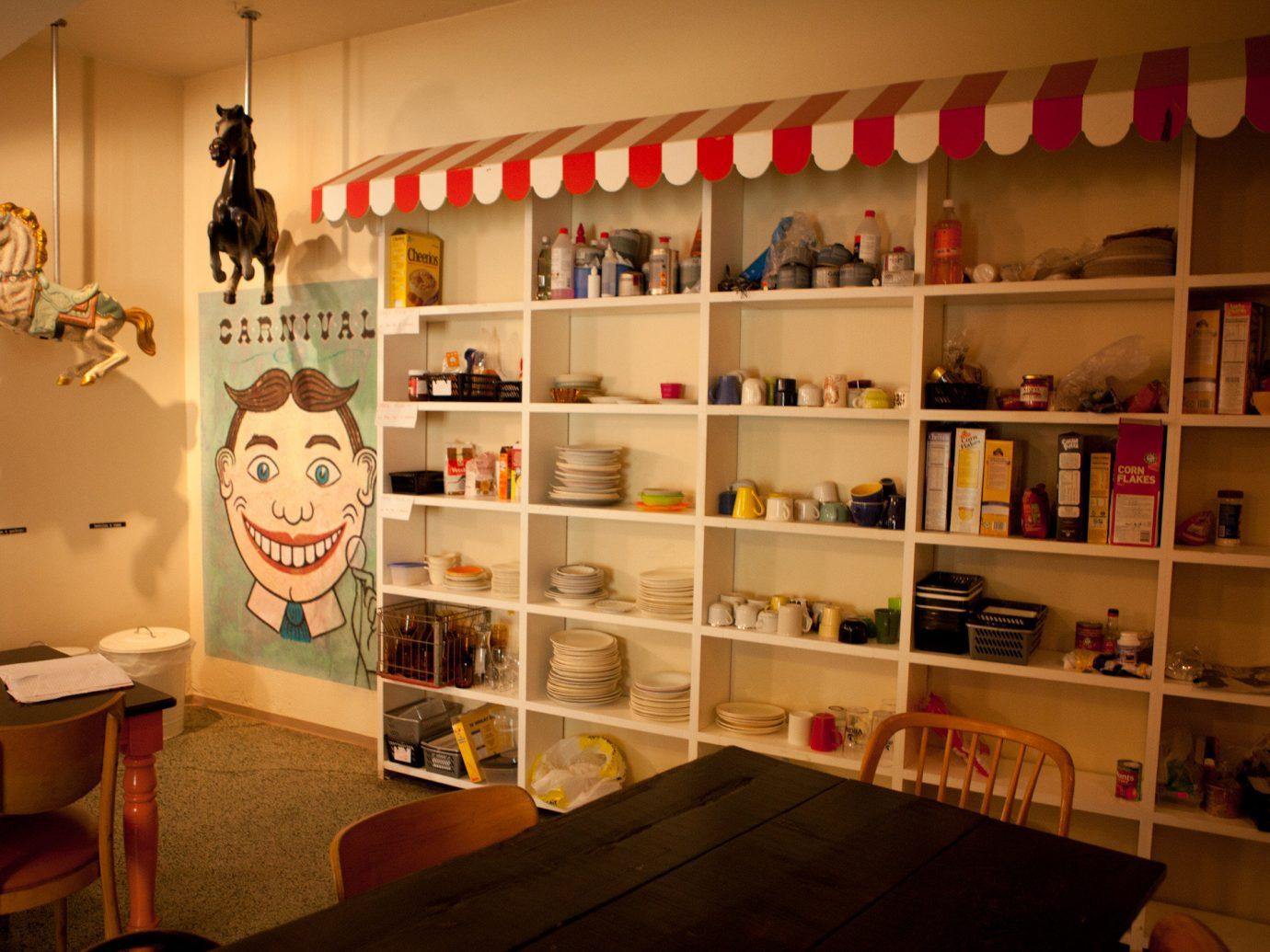 Iceland Trip Ideas indoor wall shelf room ceiling art interior design Design several