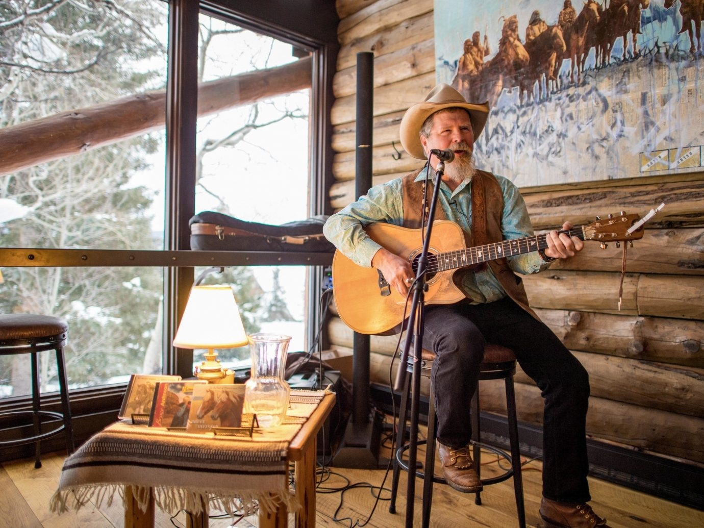 Glamping Hotels Montana Outdoors + Adventure Trip Ideas musician Music musical instrument plucked string instruments guitar string instrument session musician bowed string instrument violin family musical instrument accessory audio fiddle
