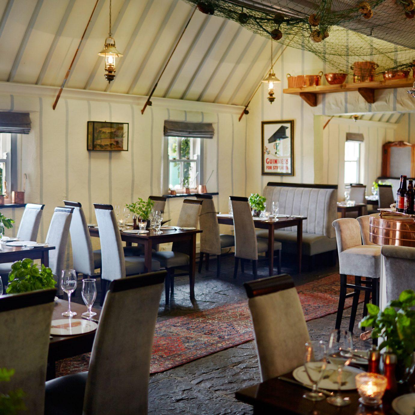 restaurant café cottage