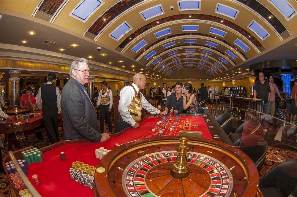 building roulette Casino