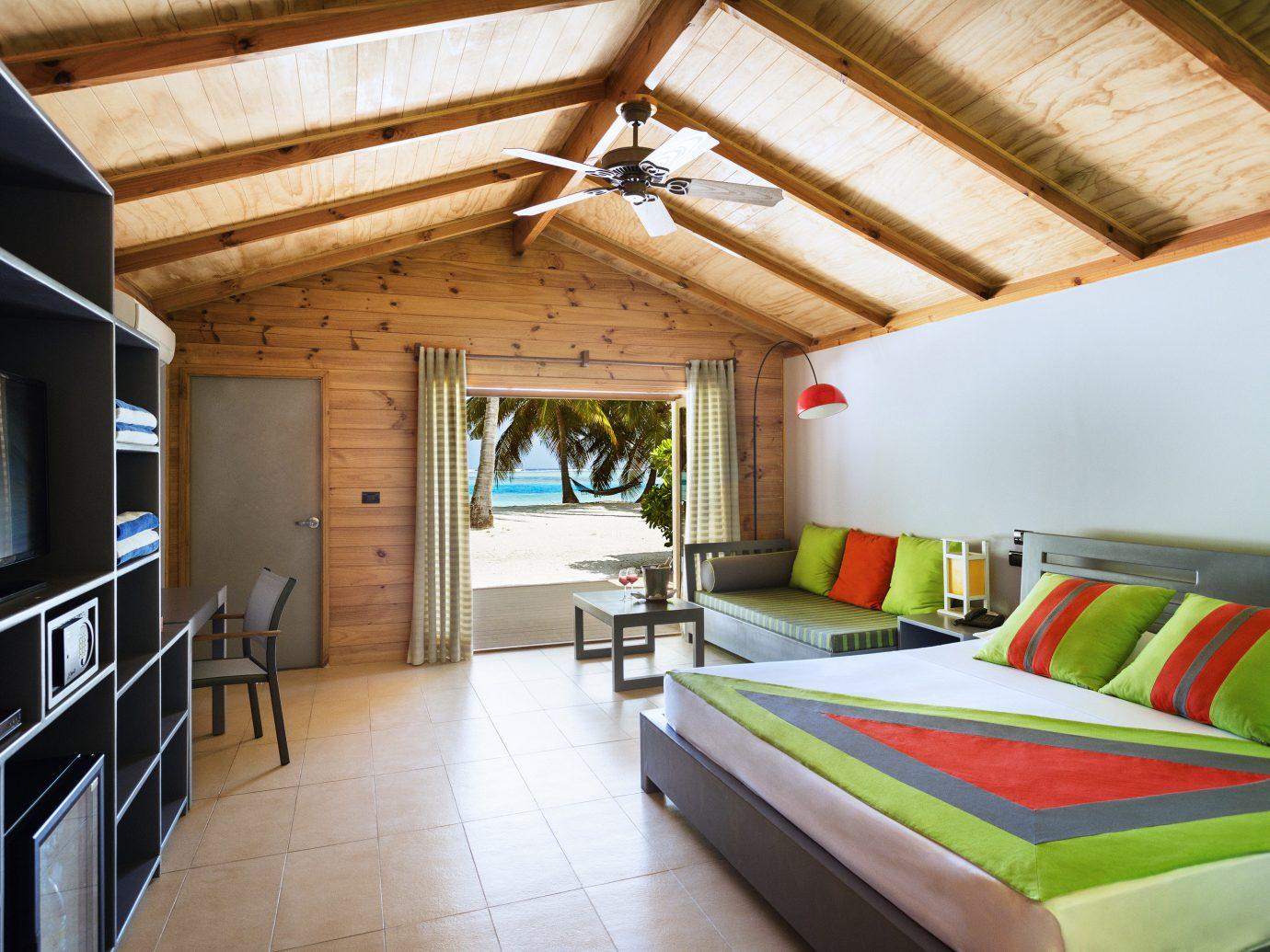 Budget indoor floor ceiling room property building house cottage home estate real estate farmhouse interior design Villa loft Design Bedroom furniture wood