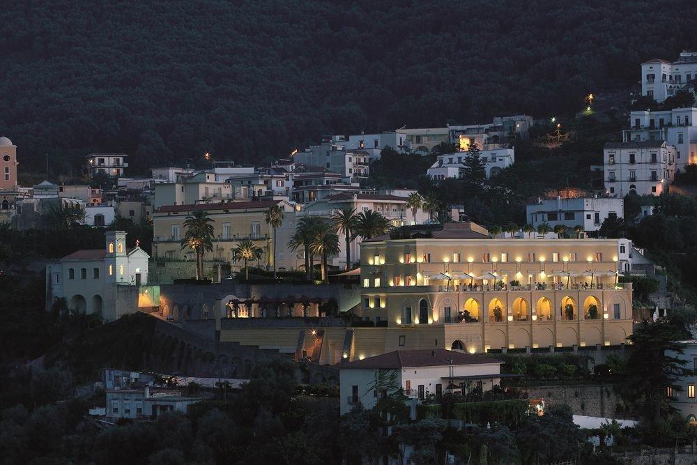 landmark Town night City cityscape metropolis aerial photography evening dusk skyline