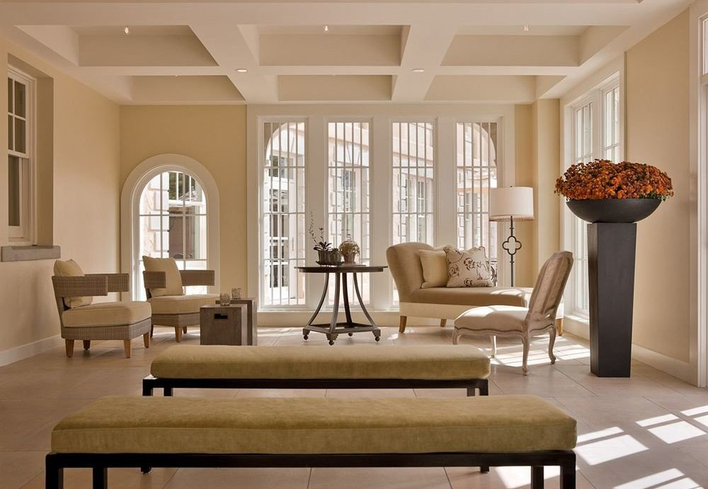 Classic Elegant Lobby living room property hardwood home wood flooring