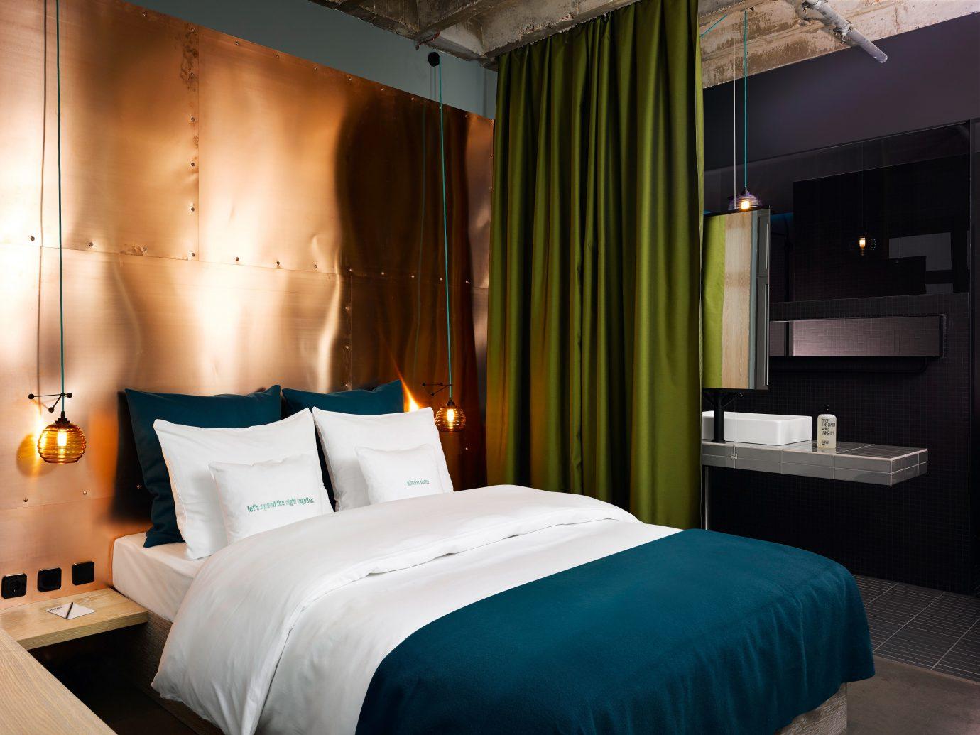 Bedroom Living Suite Trip Ideas bed indoor wall hotel room property interior design cottage bed sheet estate Design