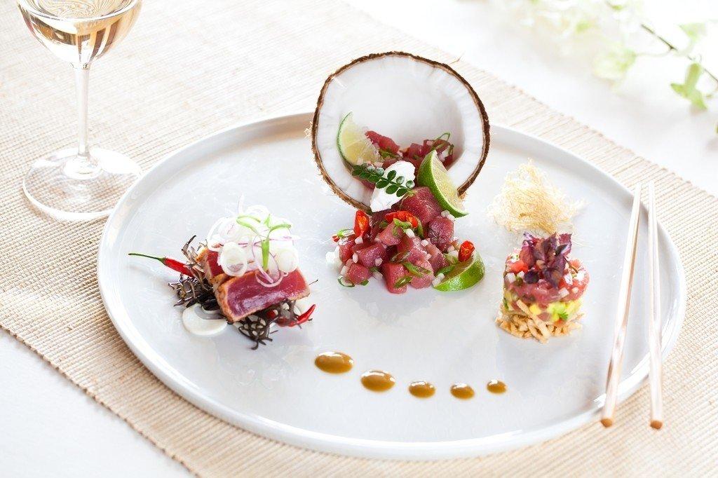 Jetsetter Guides plate table food dish produce plant meal vegetable cuisine breakfast fruit meat dinner