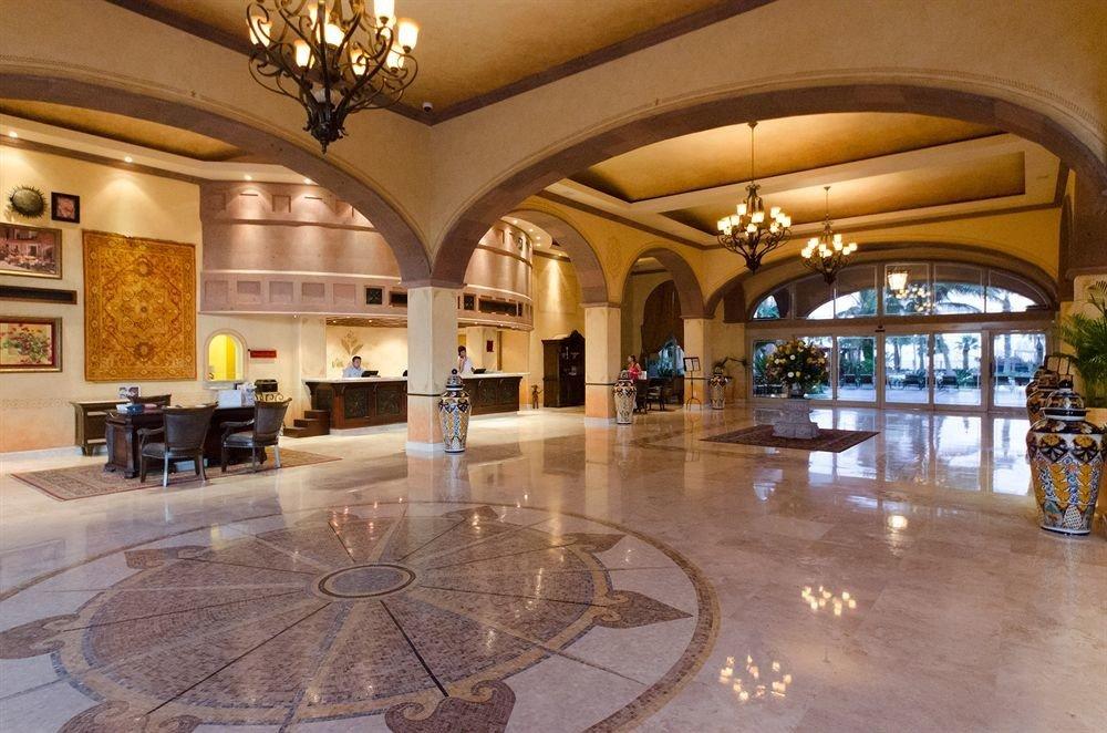 Lobby plaza shopping mall flooring Courtyard ballroom