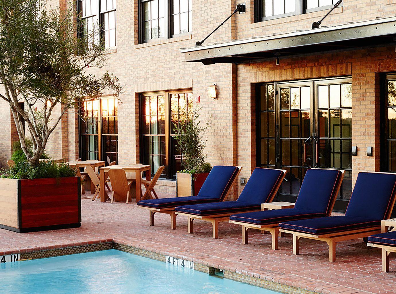 Pool at Hotel Emma in San Antonio