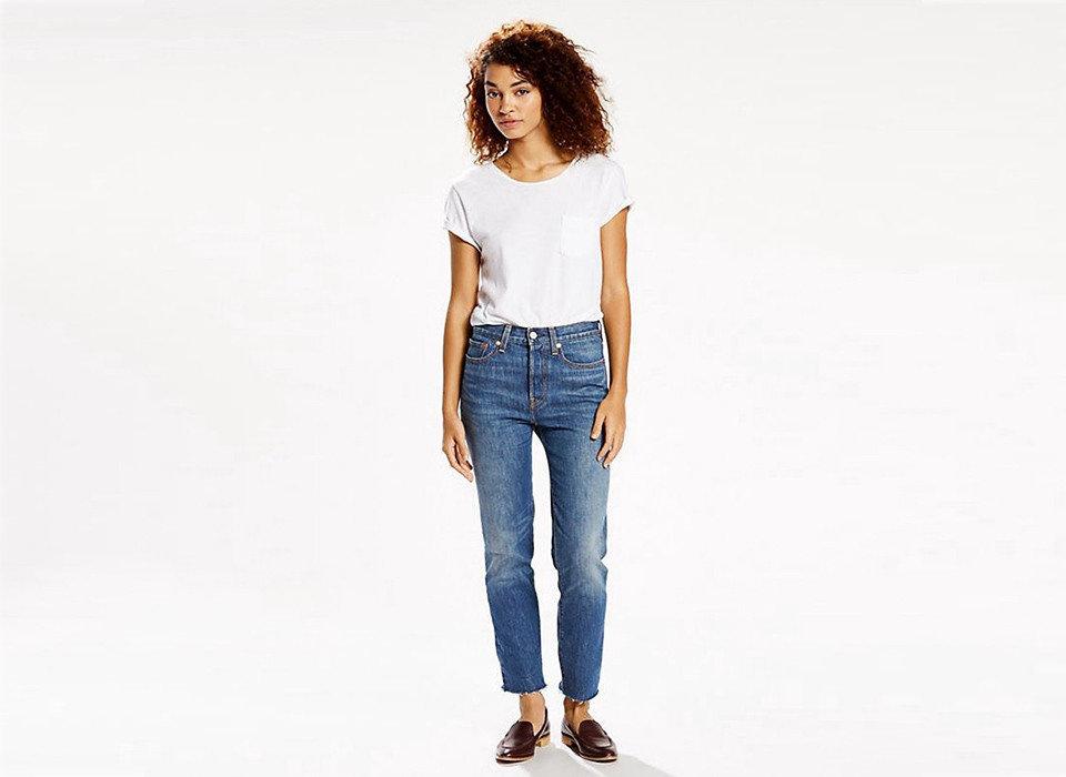 Style + Design clothing jeans person fashion model denim outdoor shoulder joint waist neck trousers sleeve pocket shoe abdomen trouser