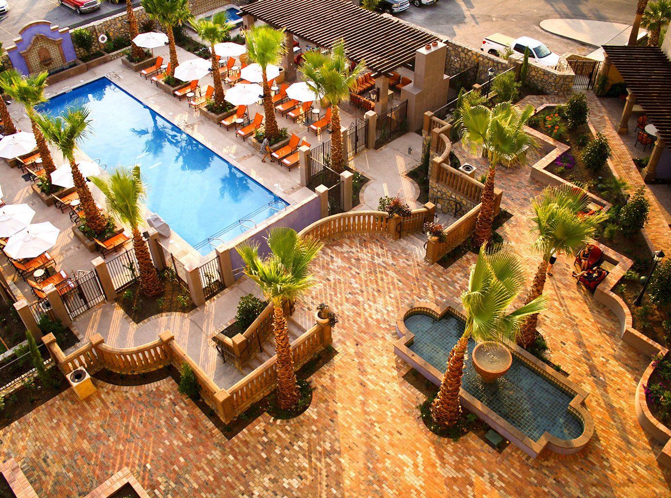 Cultural Desert Grounds Lounge Pool Resort screenshot aerial photography mansion