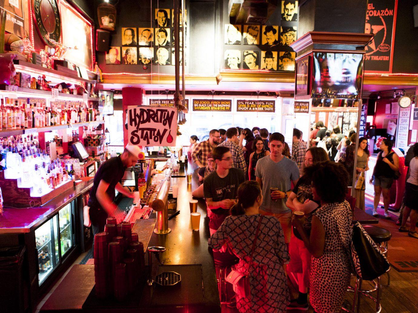 Budget person Bar night restaurant nightclub