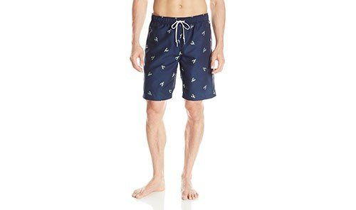 Style + Design clothing shorts swimwear pattern sleeve denim trunks Design textile abdomen trouser