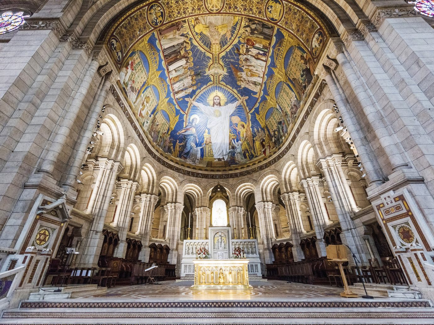 Trip Ideas building place of worship cathedral basilica Church byzantine architecture facade baptistery altar chapel ancient history synagogue close stone