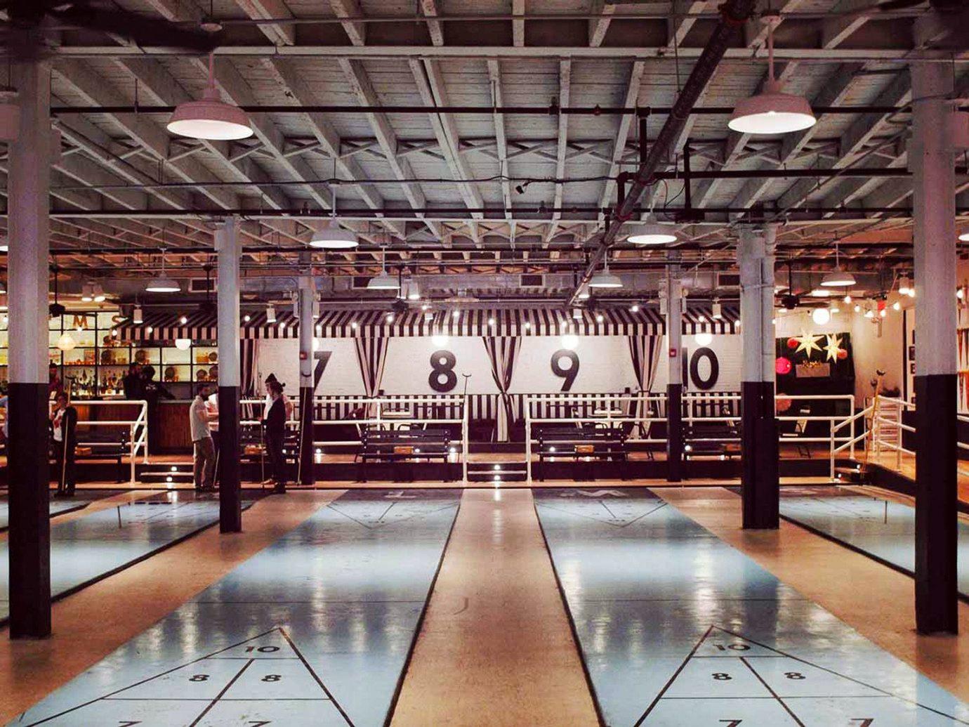Royal Palms Shuffleboard Club in Brooklyn, NY