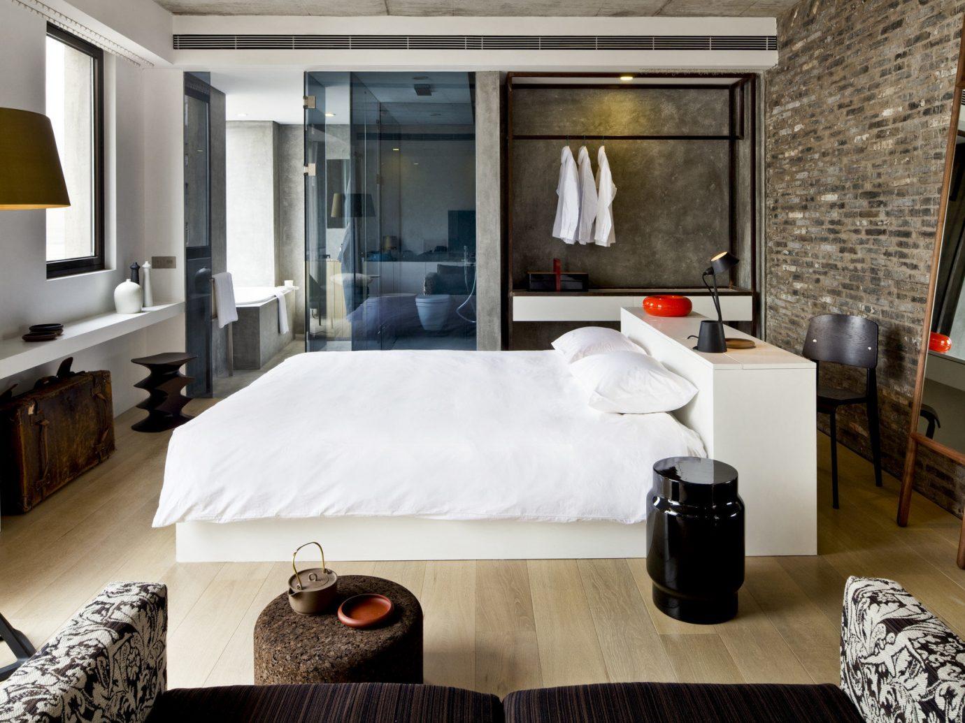 Style + Design indoor room property living room Bedroom home Suite interior design floor cottage estate Design furniture real estate loft apartment