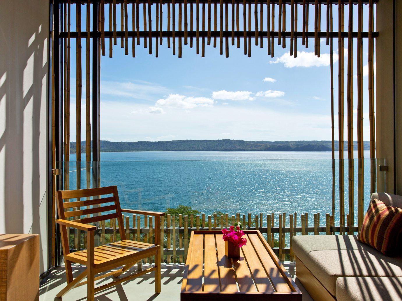 Deck Hotels Modern Resort Scenic views water chair property cottage overlooking Villa