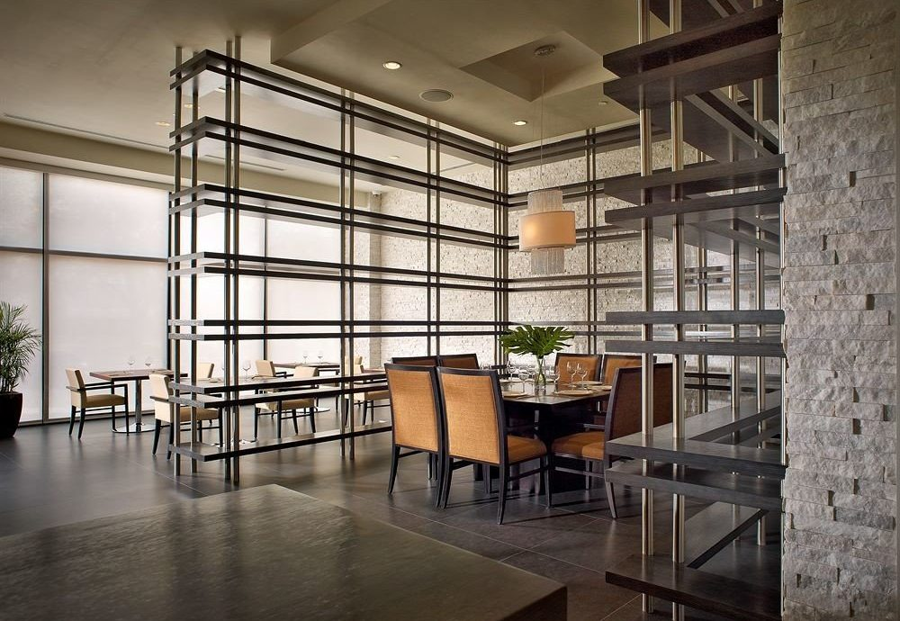chair property building Lobby lighting loft condominium Dining living room