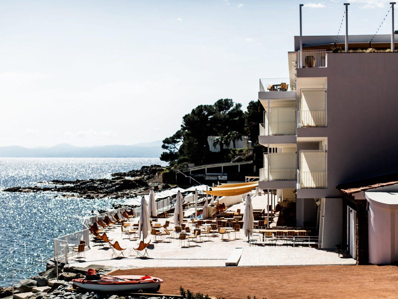 Hotels sky outdoor Sea water vacation