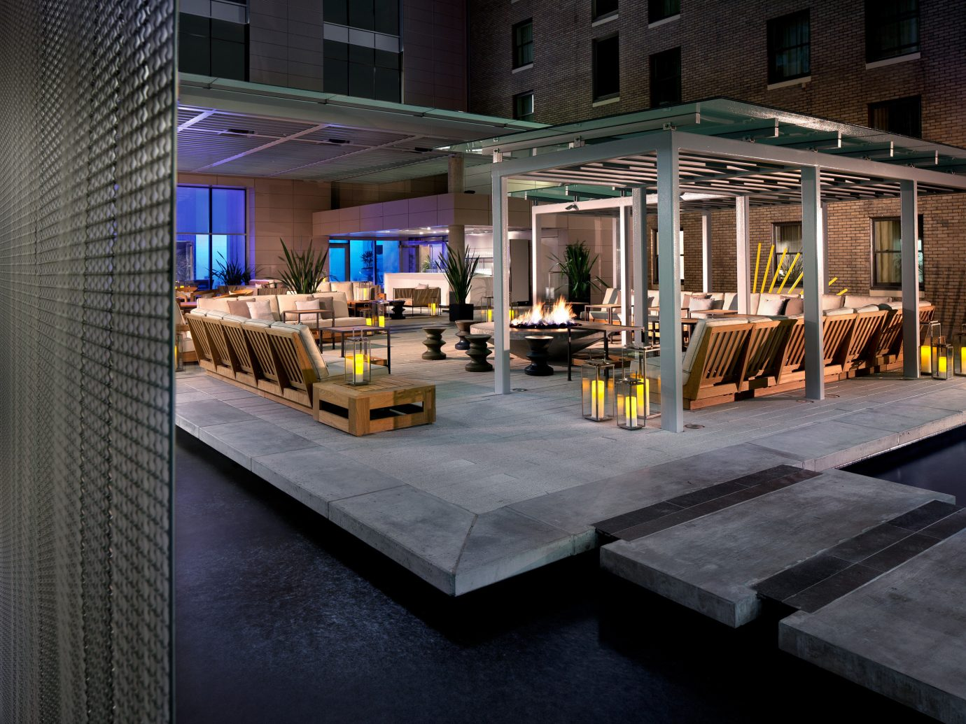 Bar City Drink Firepit Lounge Trip Ideas building Architecture interior design Design screenshot