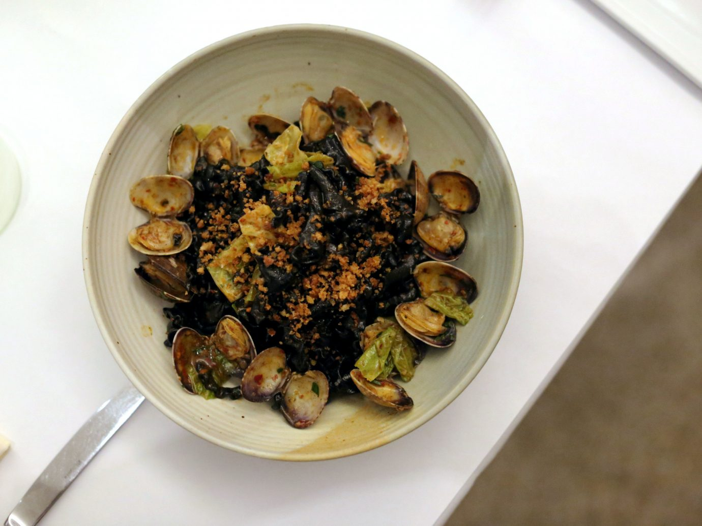 NYC Trip Ideas table food plate dish indoor leaf vegetable vegetarian food vegetable cuisine meal recipe cruciferous vegetables