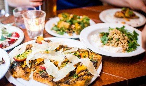 Food + Drink table plate food dish meal cuisine lunch restaurant breakfast brunch sense several