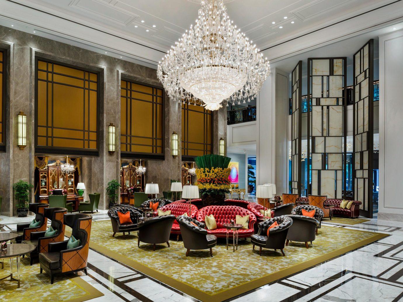 Boutique Hotels Luxury Travel Lobby interior design living room