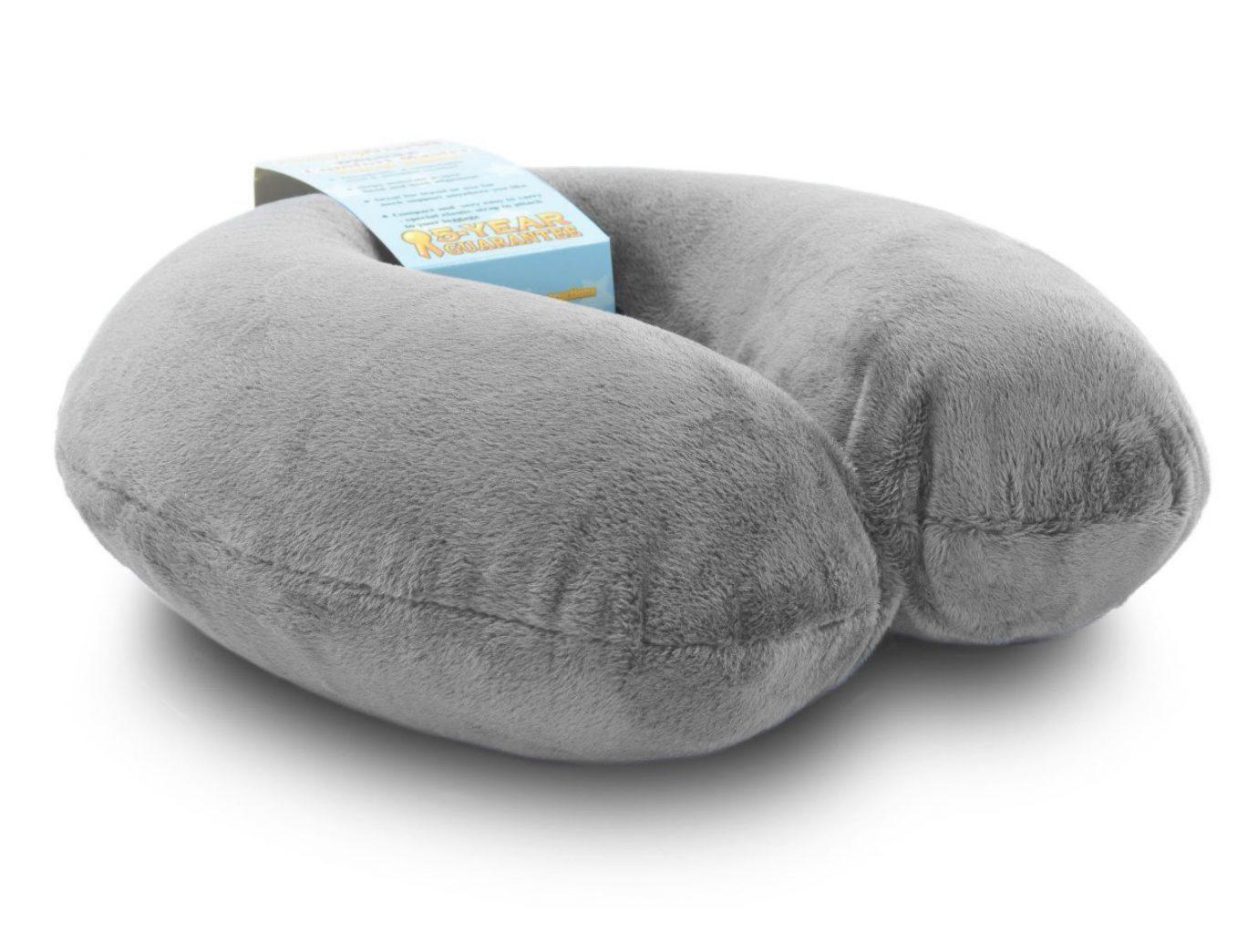 Grey Craft World Comfortable Travel Pillow
