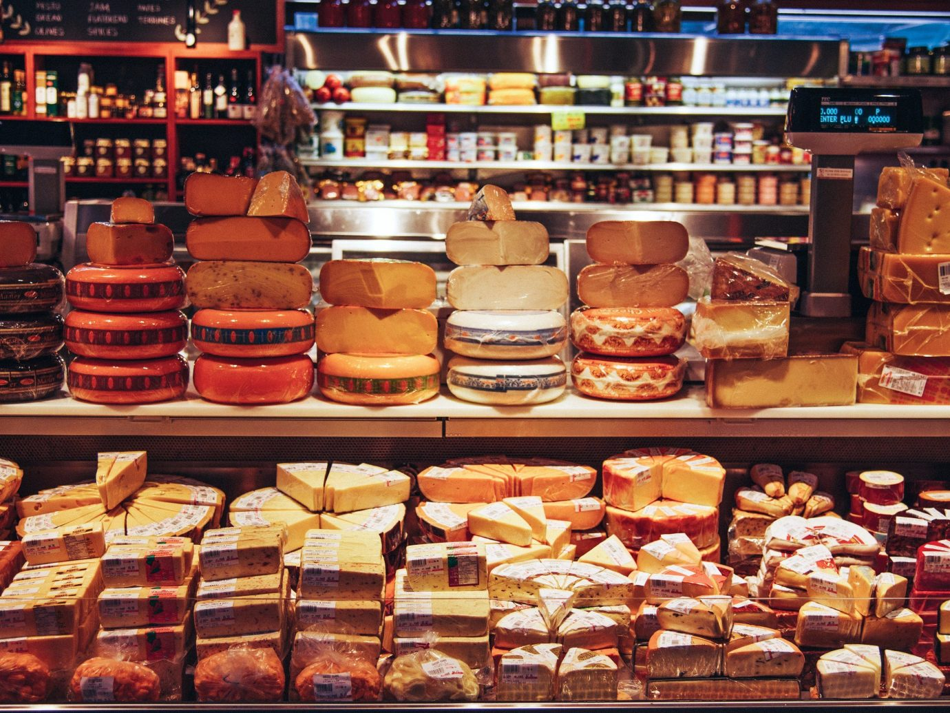 Canada Montreal Toronto Trip Ideas indoor food pâtisserie scene bakery pastry shelf delicatessen sweet grocery store meal store Shop several