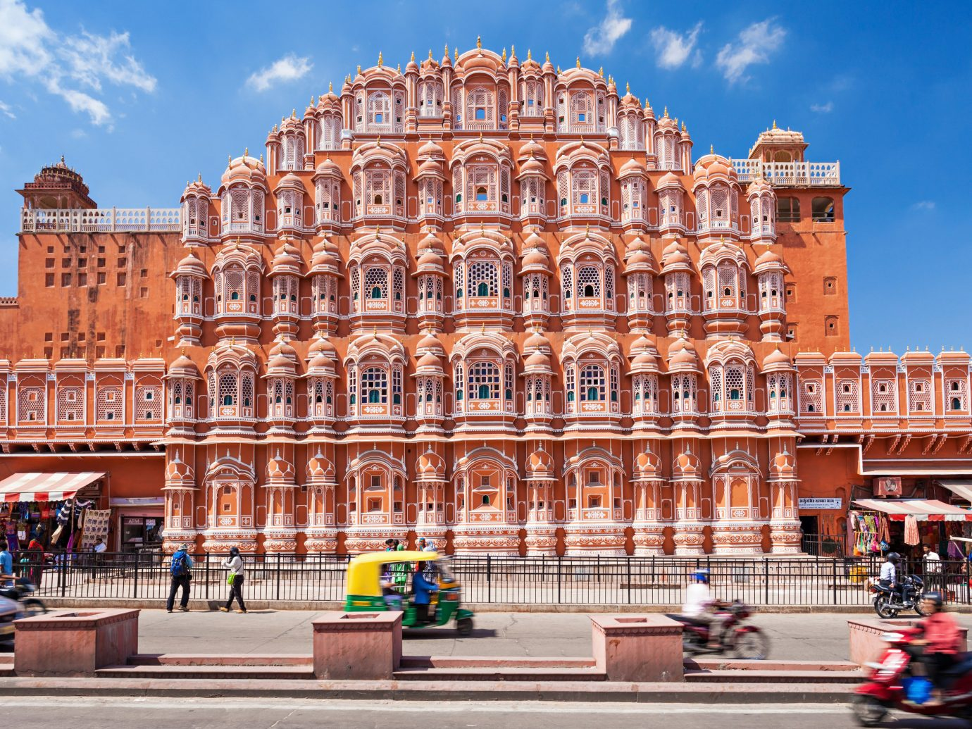 India Jaipur Jodhpur Trip Ideas landmark sky City palace plaza building urban area metropolis tourist attraction town square tourism metropolitan area ancient rome facade historic site Downtown classical architecture