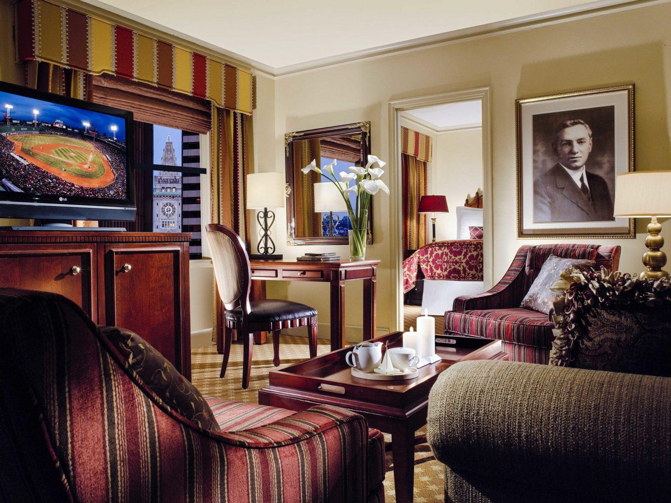 Hotels indoor wall room living room Living interior design Suite home real estate window furniture