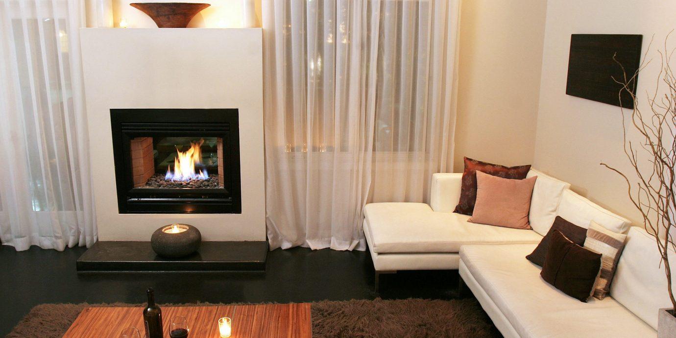 Elegant Lounge Luxury property hearth living room Fireplace home Suite hardwood cottage flat