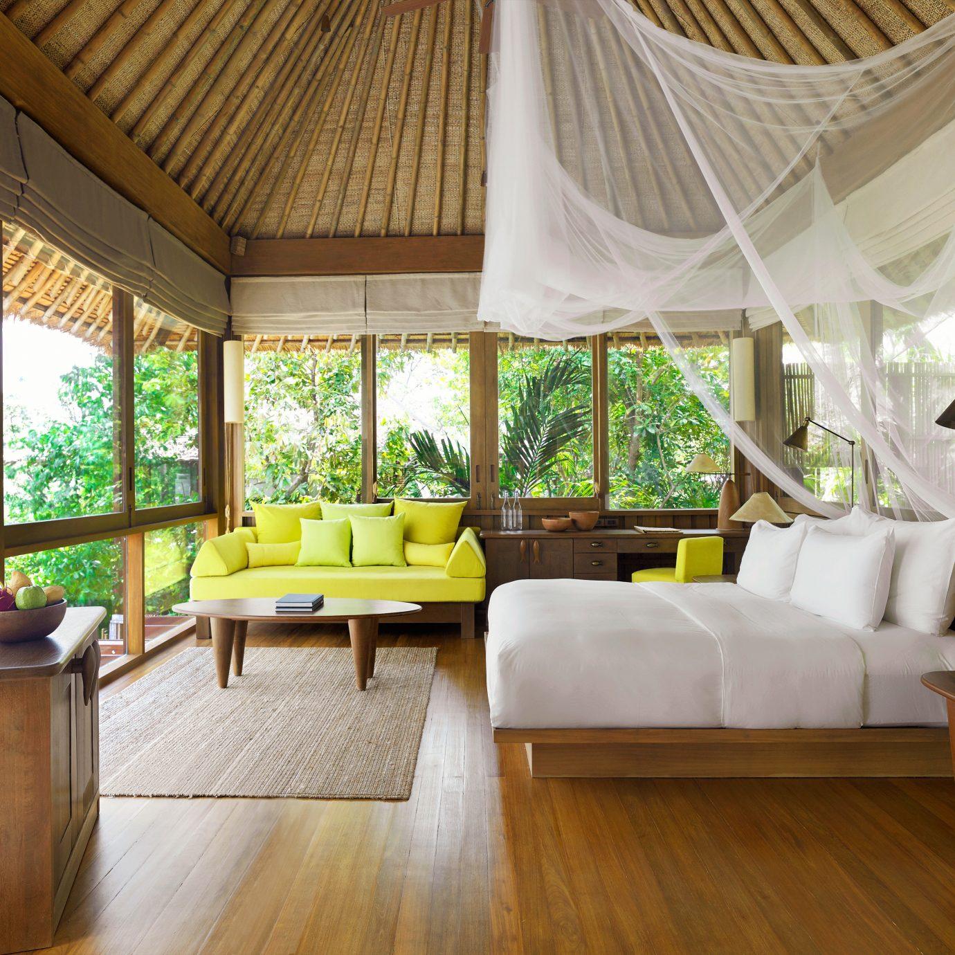 Elegant Hip Lounge Luxury Modern property porch Resort Villa home living room cottage outdoor structure farmhouse backyard