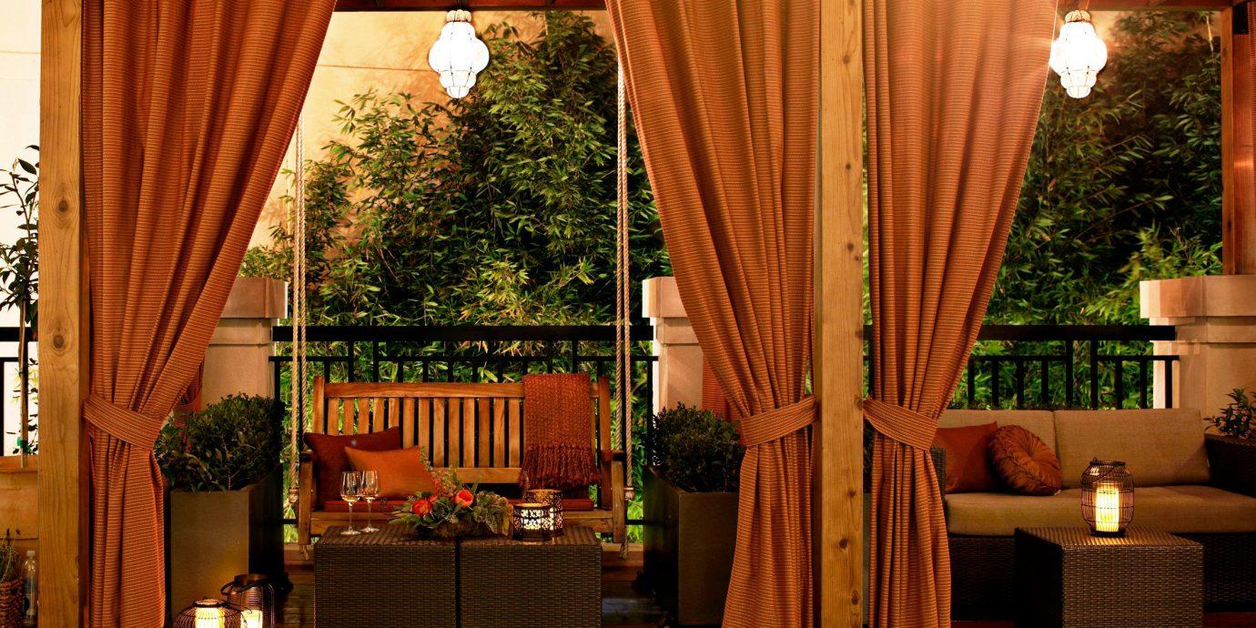 Elegant Hotels Lobby Lounge Romance curtain home window treatment living room textile