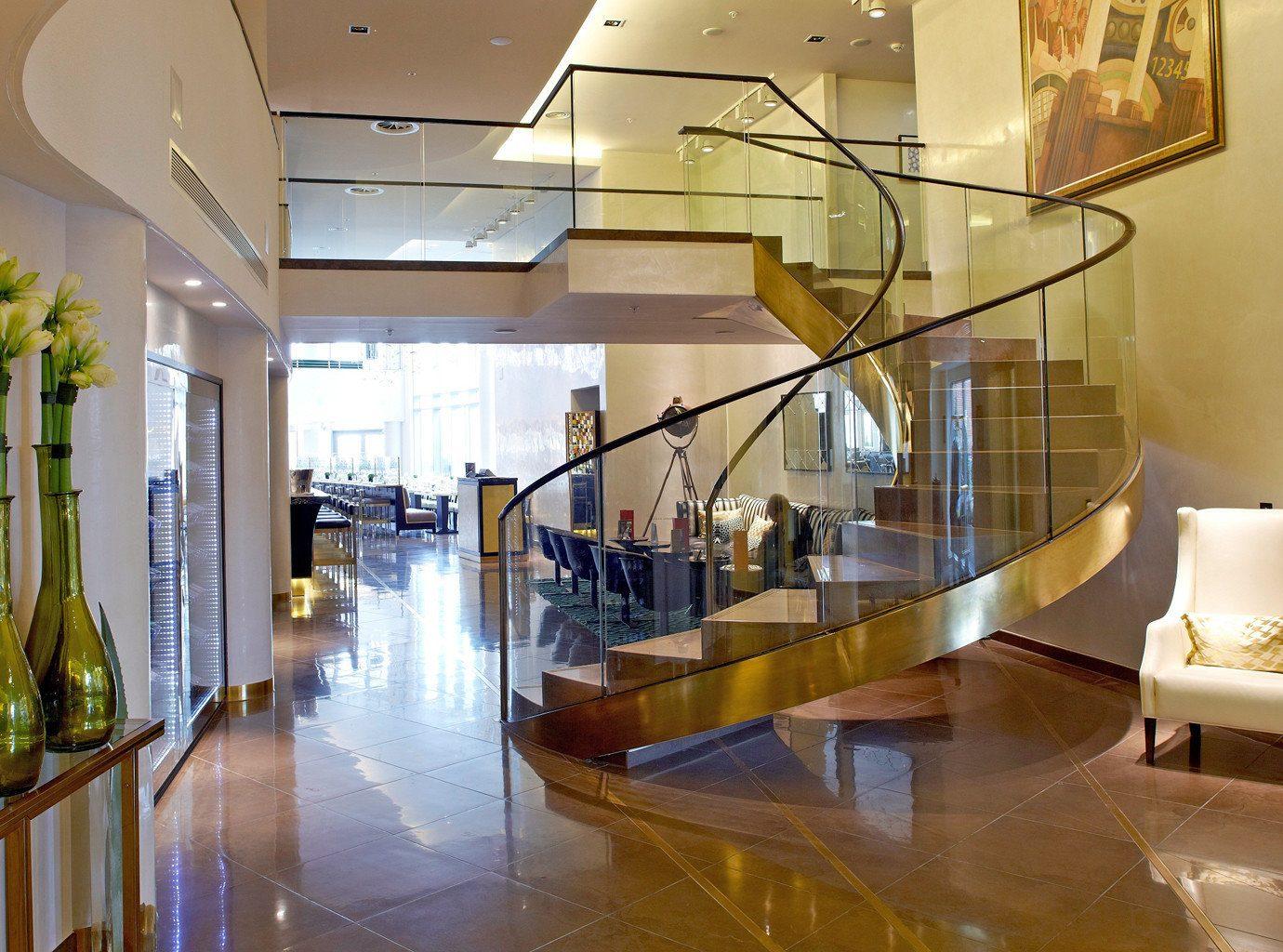 Elegant Lobby Lounge building lighting tourist attraction