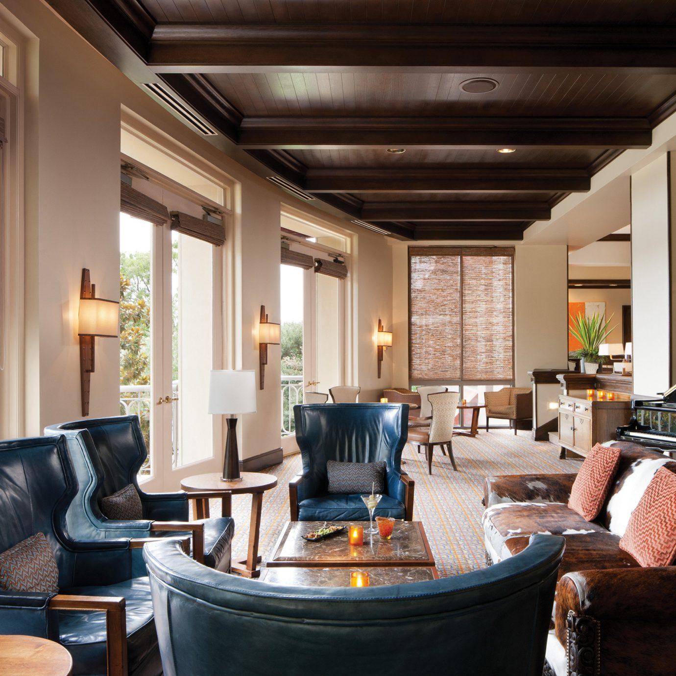 Elegant Lounge Luxury Modern Scenic views living room property chair home Lobby condominium leather
